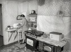 Cucina Montefiori: 1938