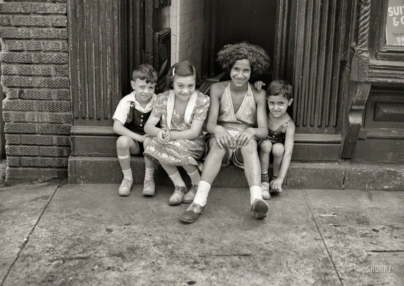 First Avenue Kids: 1938