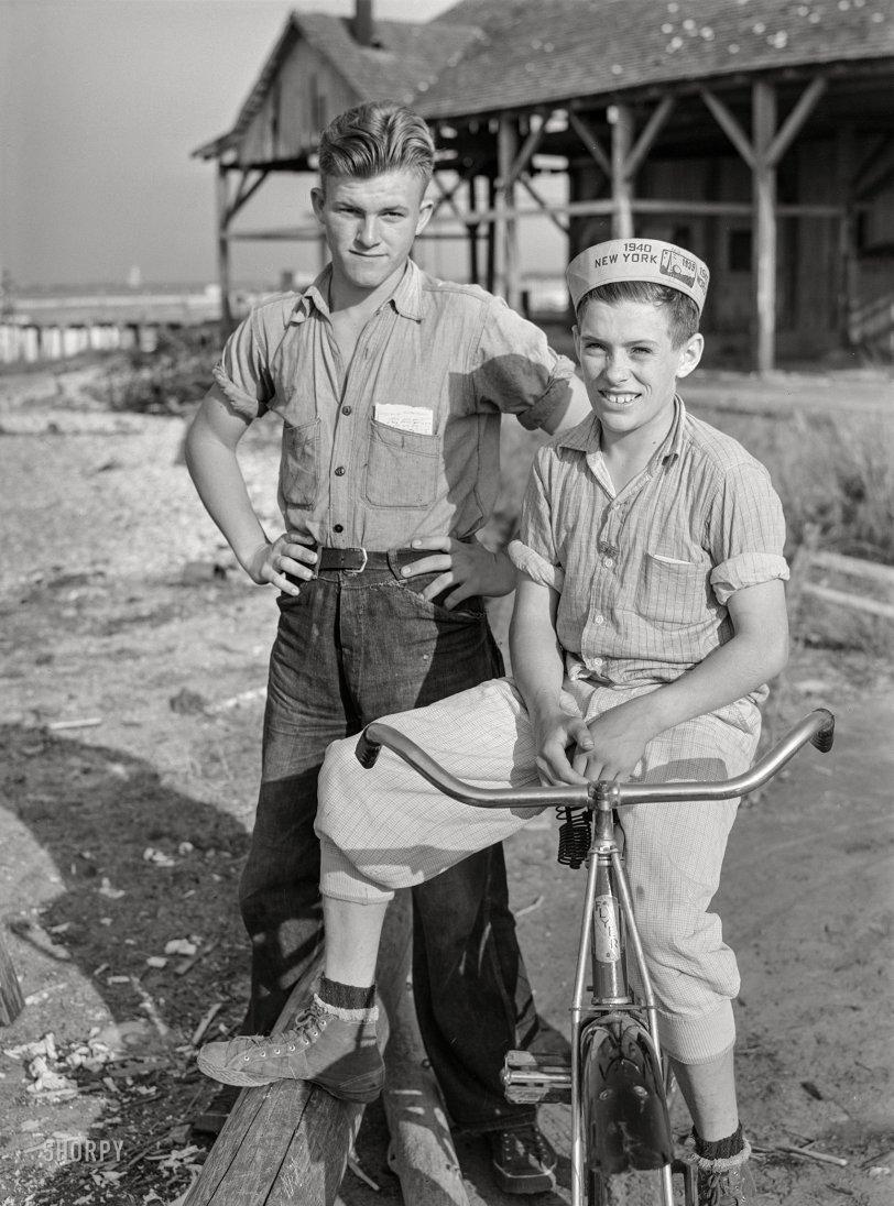 Pale Rider: 1940