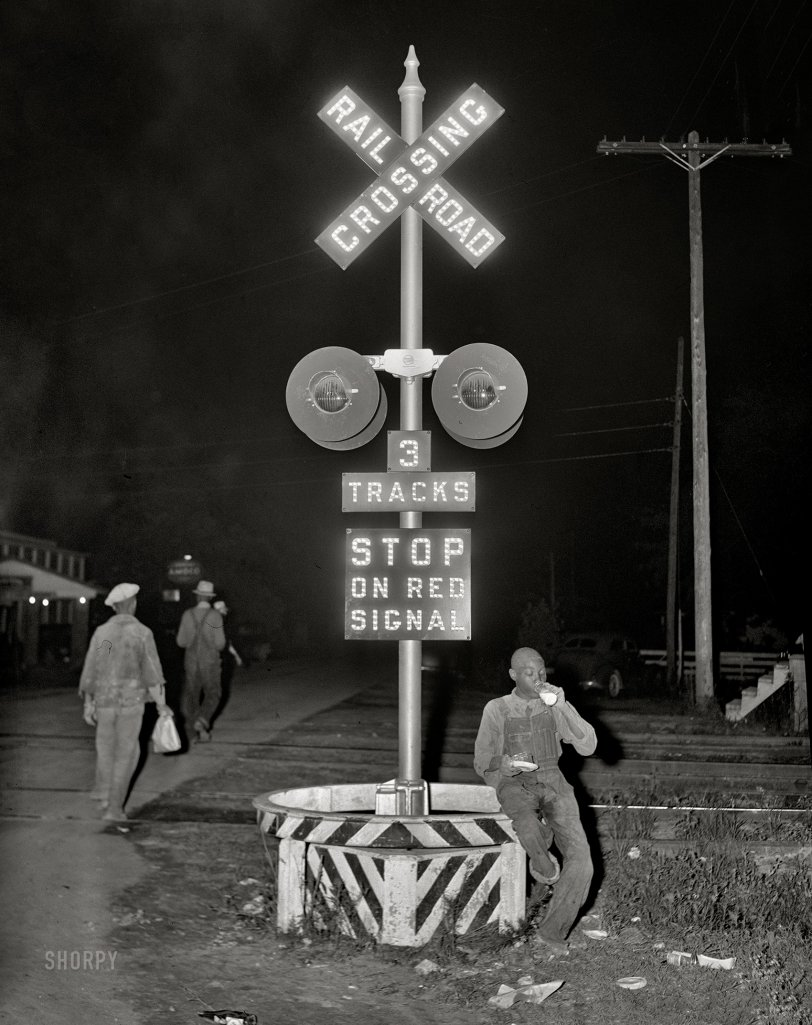 Sign of the Cross: 1940