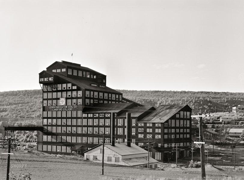 Old Coal King: 1940