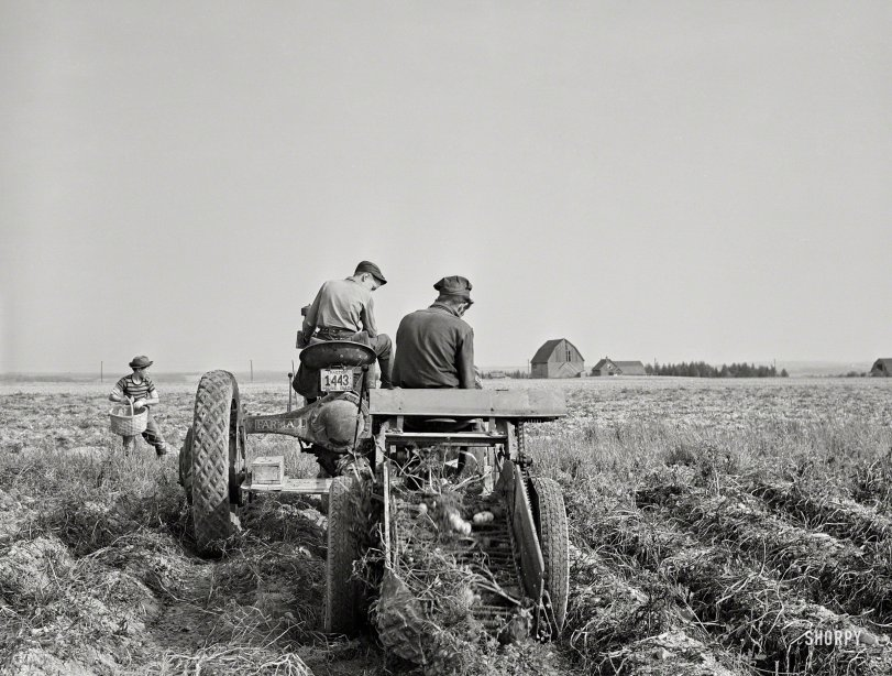 The Gleaners: 1940
