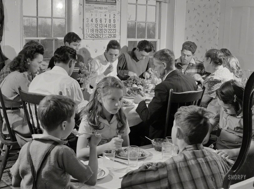 The Kids' Table: 1940