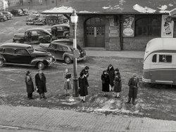 Mass. Transit: 1941