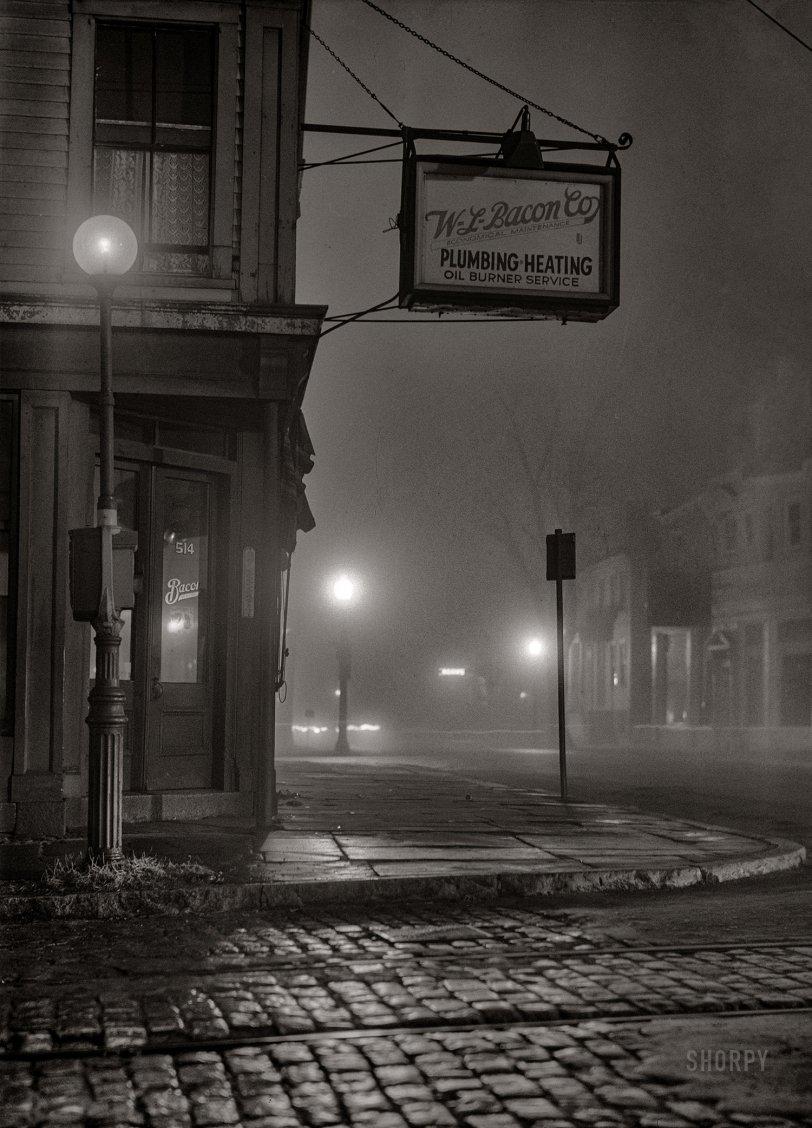 Where the Sidewalk Ends: 1941