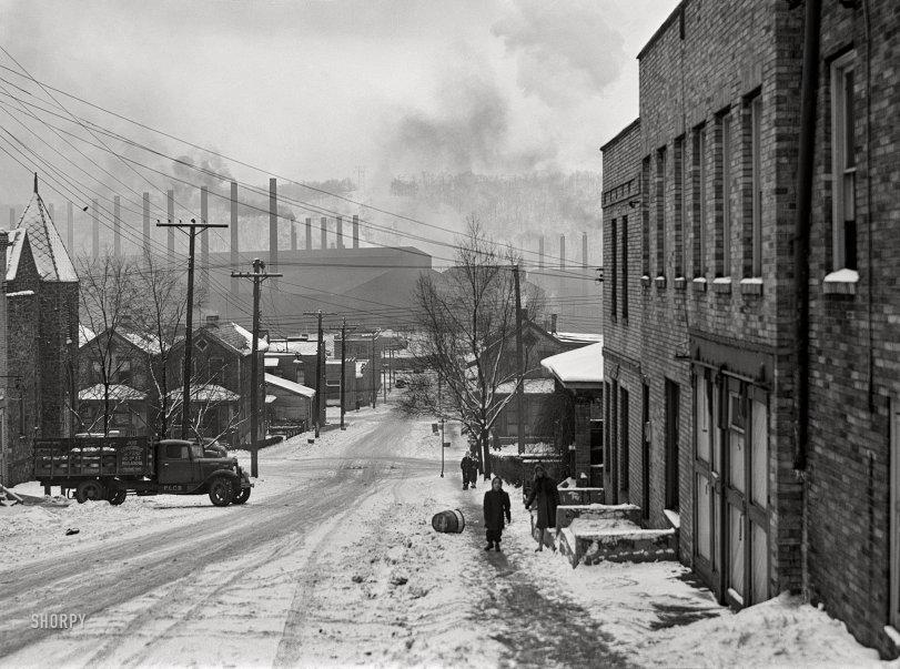 In the Bleak Midwinter: 1941