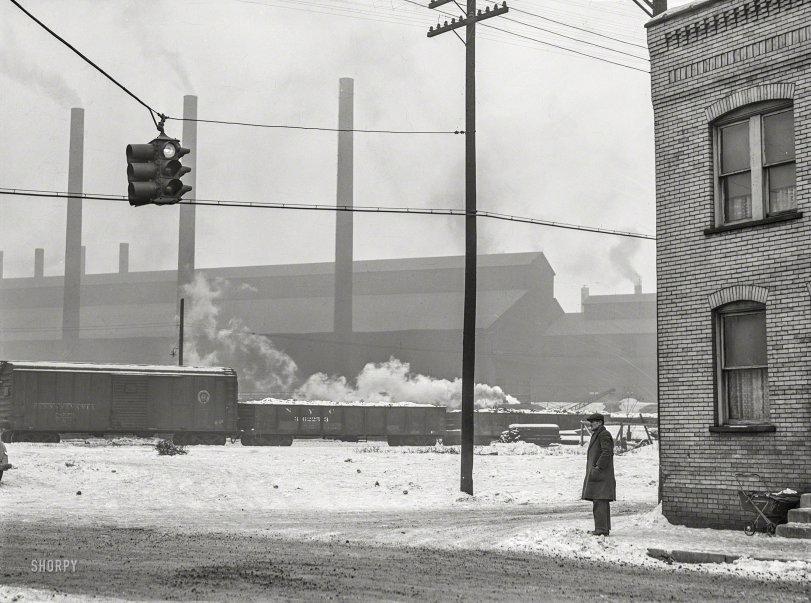 Winter Light: 1941