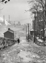 An Uphill Climb: 1941