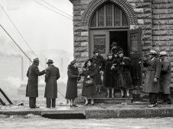 Church Ladies: 1941