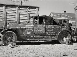 The Crime Car: 1941