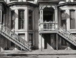 Charlton Street: 1941