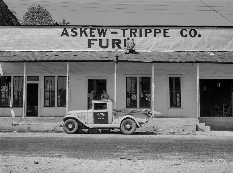Askew-Trippe Furniture: 1941