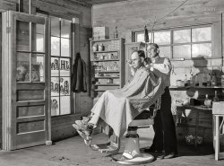 Country Barber: 1941