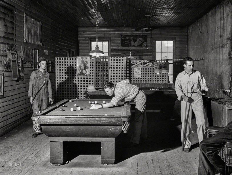 The Corner Pocket: 1941