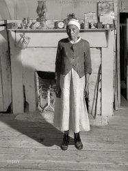 Fanny Parrott: 1941