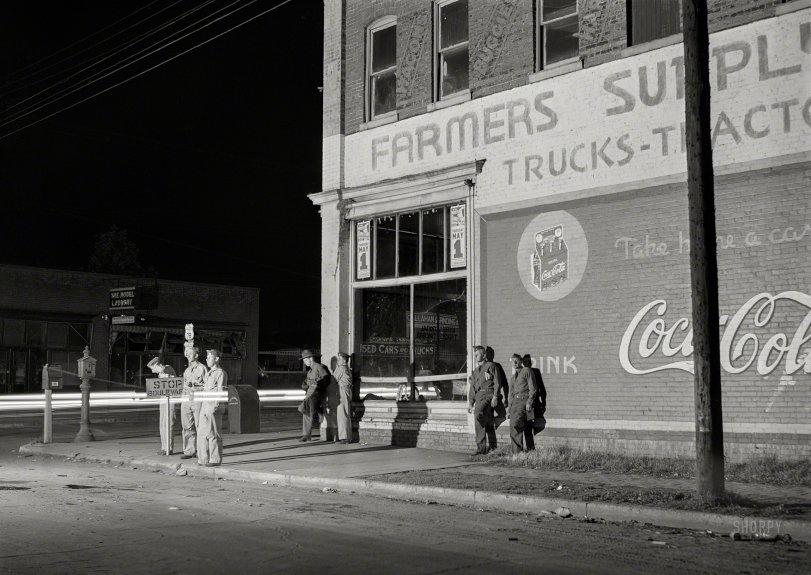Night Maneuvers: 1941