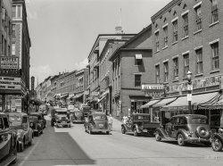 Bustling Brattleboro: 1941