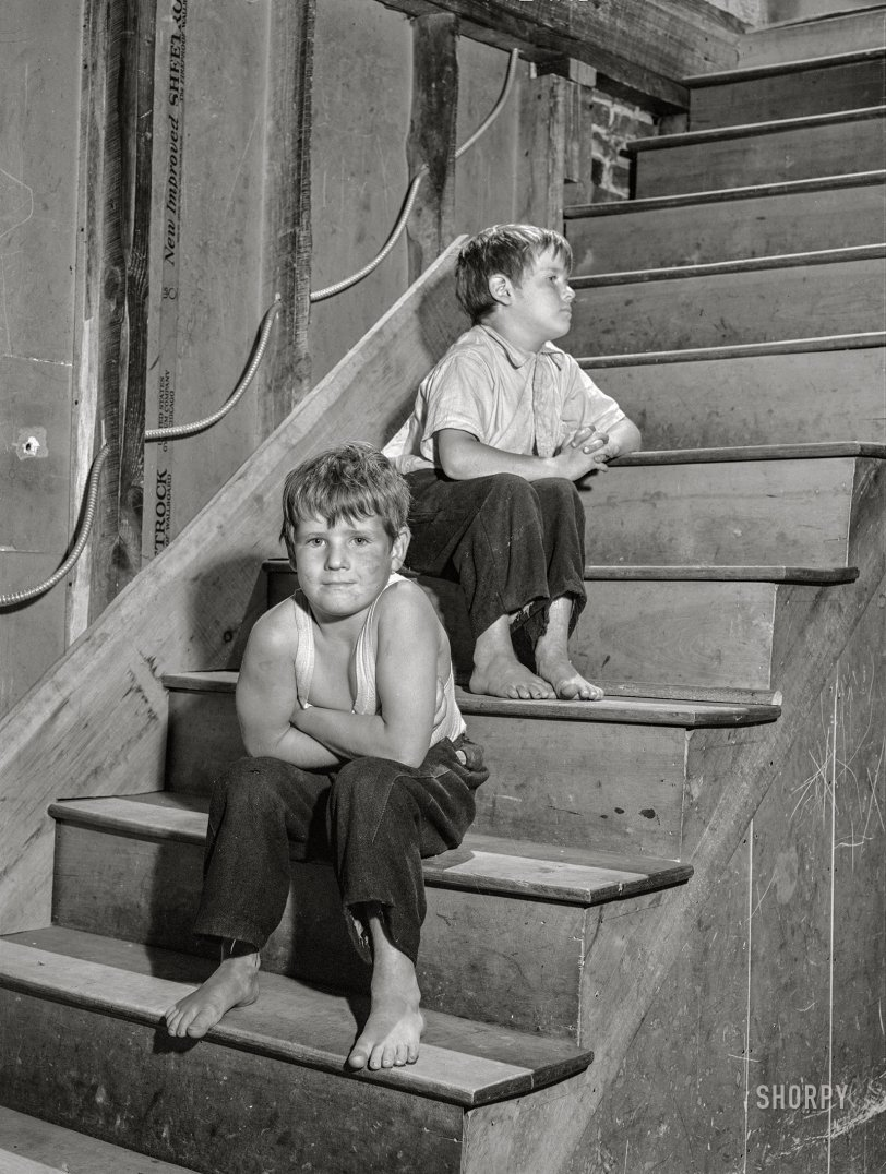 Step Children: 1941