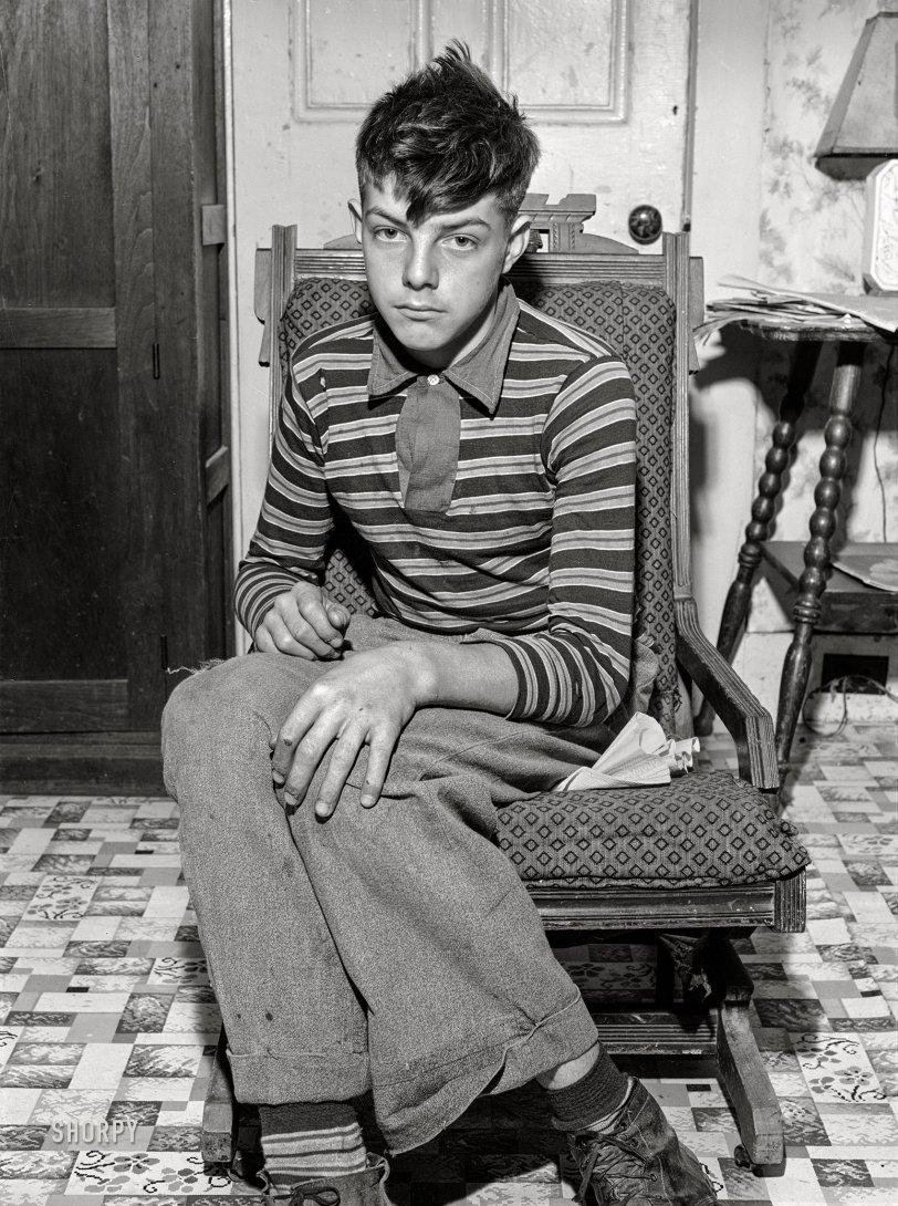 The Farmer's Son: 1941