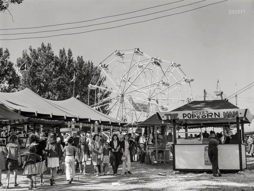 The Popcorn Man: 1941