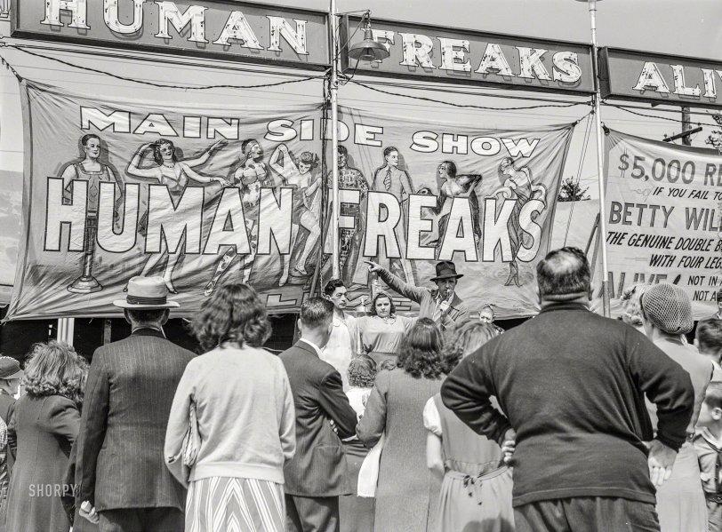 Freak Show: 1941