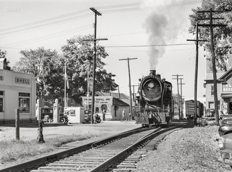 Enosburg Falls: 1941
