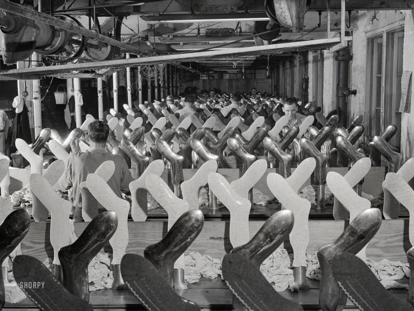 Socks Workers: 1941