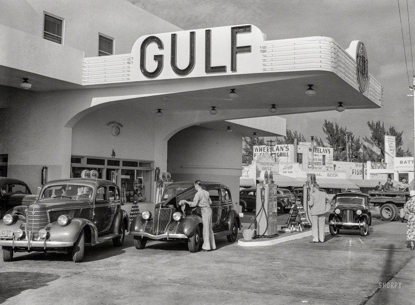 Gulf Service: 1939