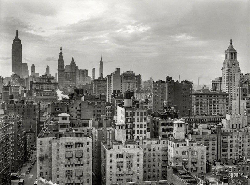 Gray Gotham: 1939