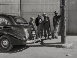 Harvest Time: 1939