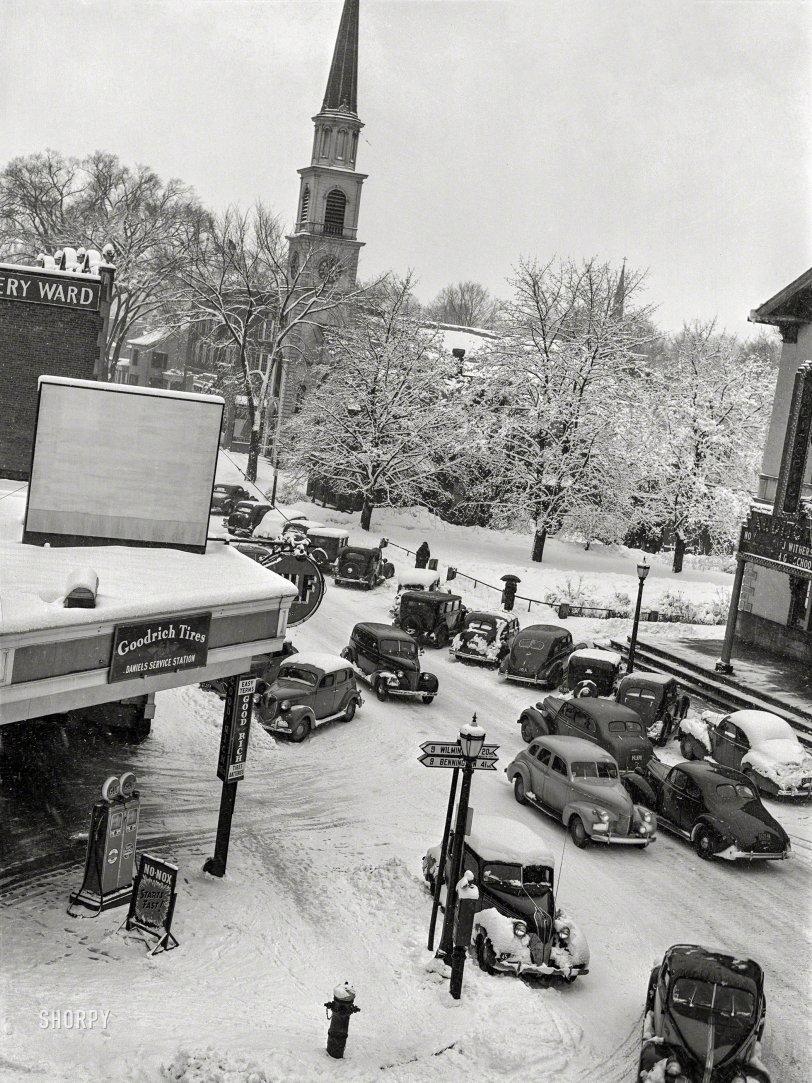 Brattleboro Blizzard: 1940