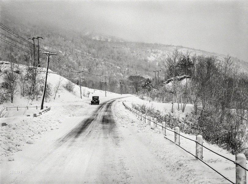 Après-Skid: 1940