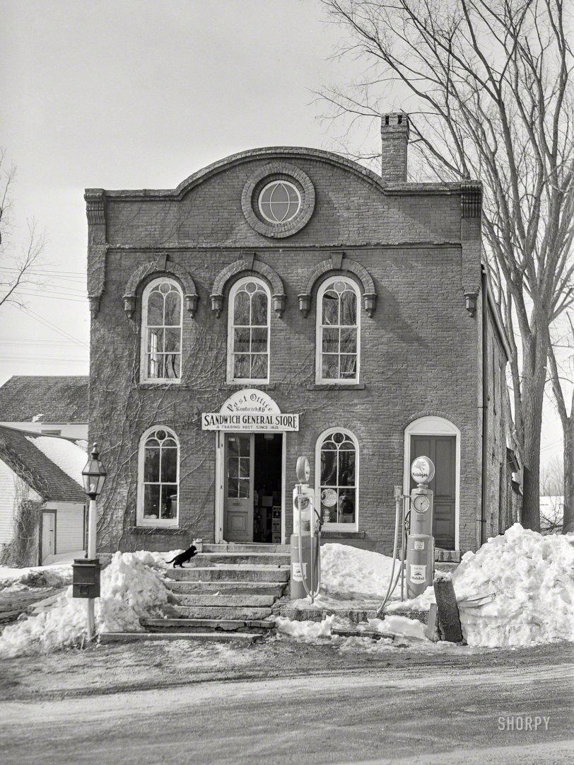 Sandwich Shop: 1940