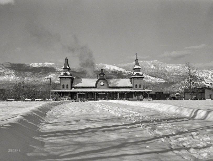 Snow Depot: 1940