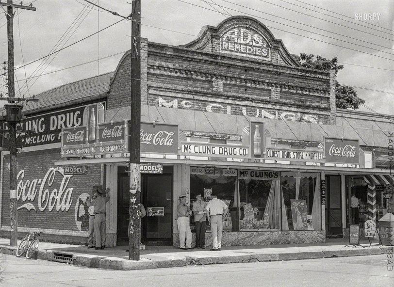Saints & Sodas: 1940