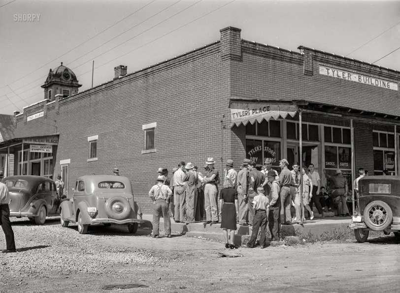 Tyler's Place: 1940