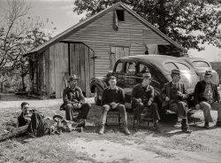Shuck Buddies: 1940