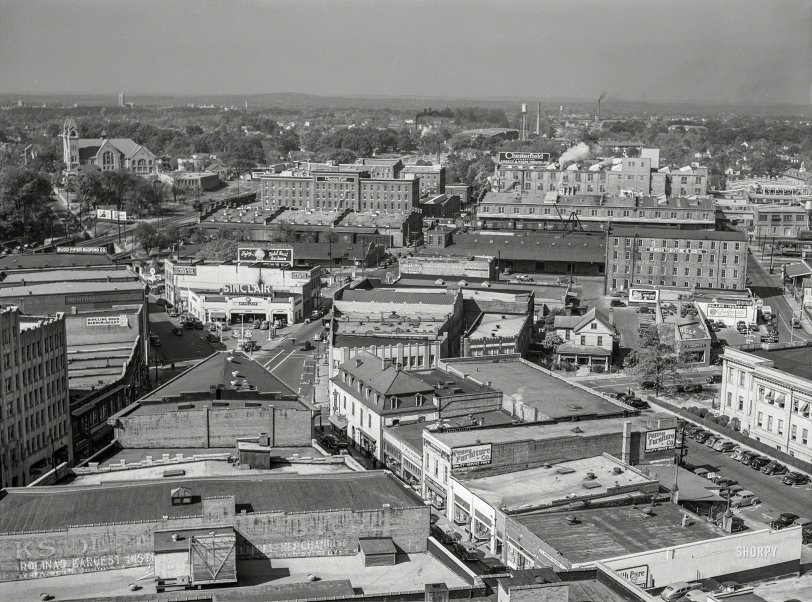 Five Points: 1940