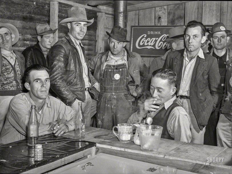 Cafe Society: 1940