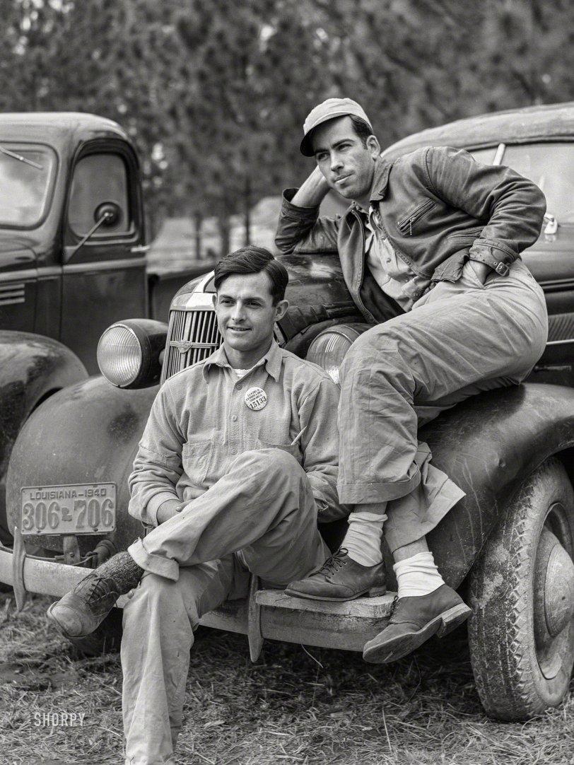 Bumper Buddies: 1940