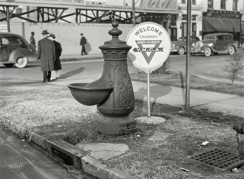 Hydration Station: 1940