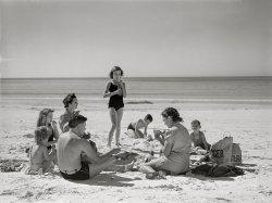 White Sands: 1941