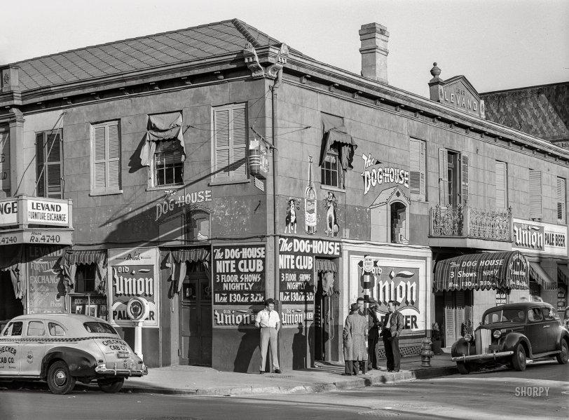 The Dog-House: 1940