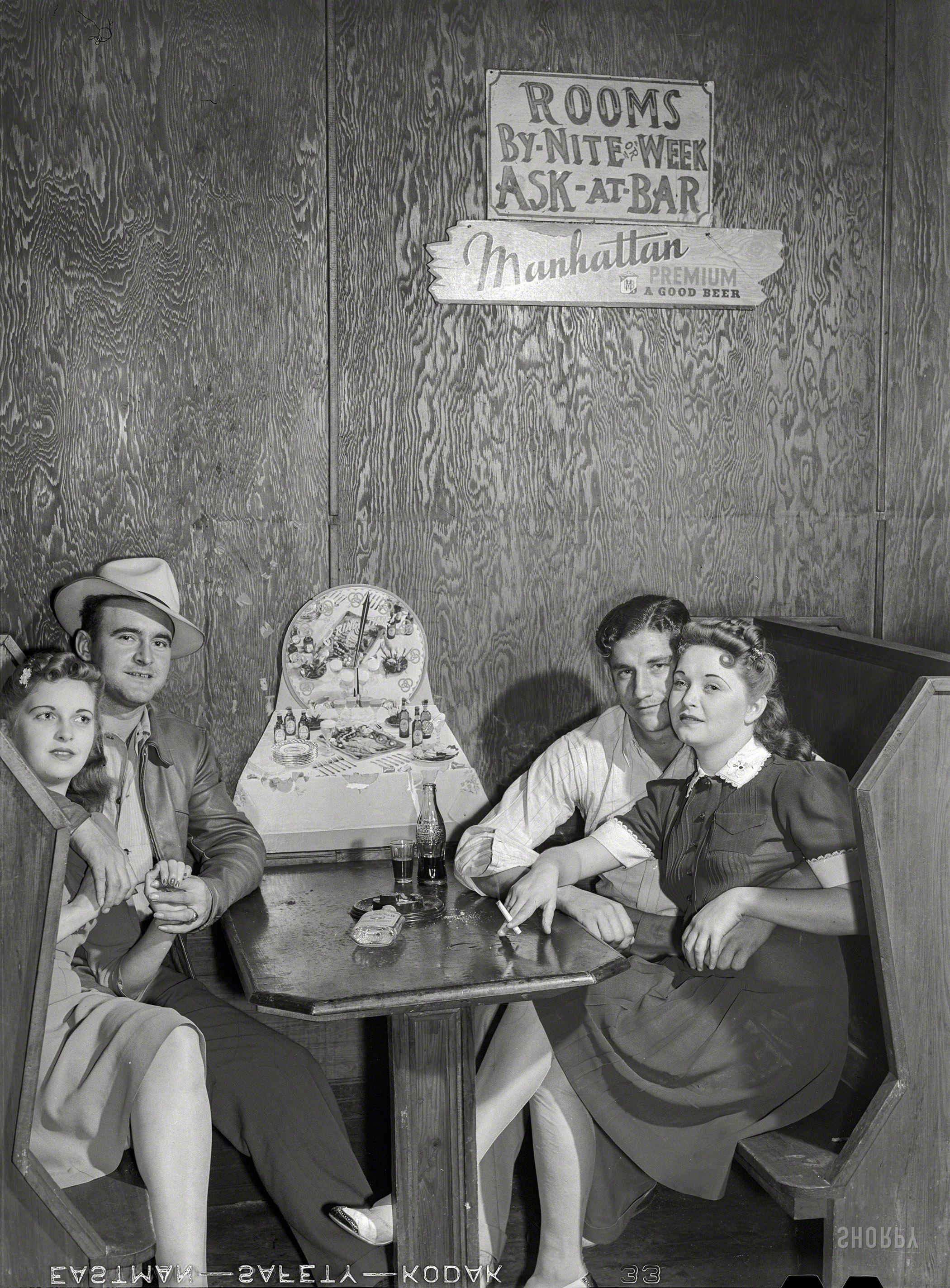 Ask At Bar 1941