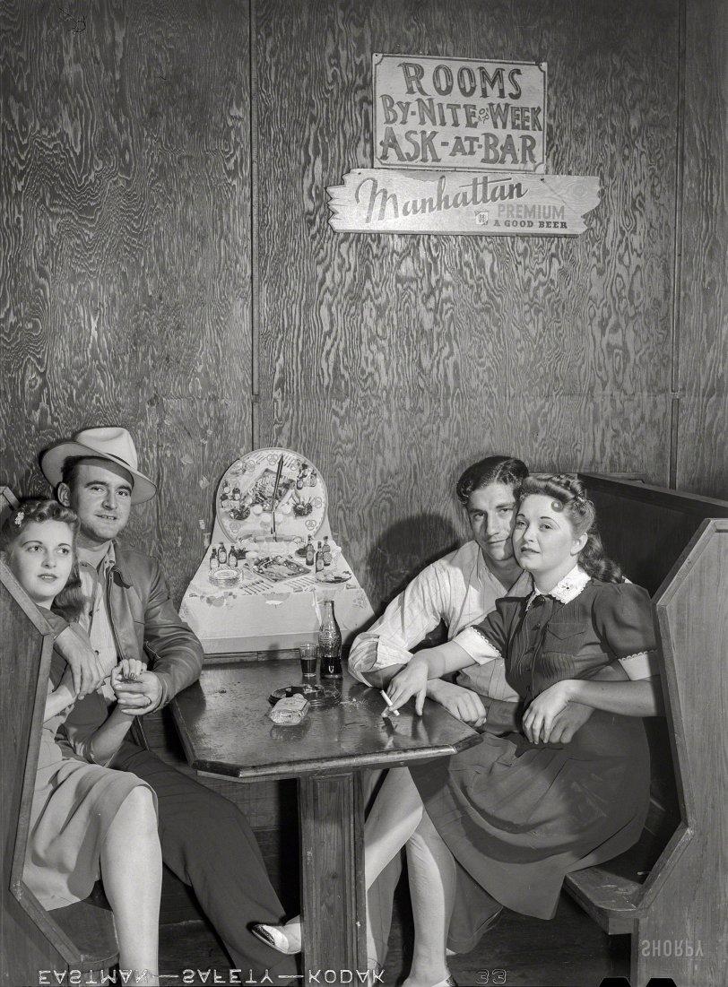 Ask at Bar: 1941