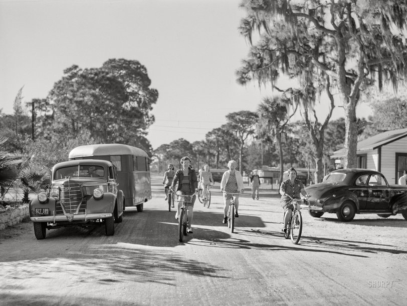 Sarasota Cyclists: 1941