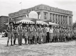 A Scouting Outing: 1941