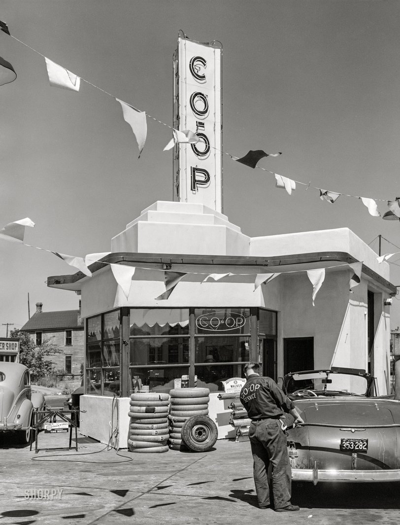 Co-op Gas: 1941