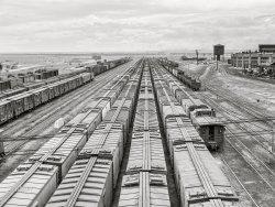 Laramie Yards: 1941