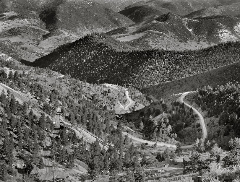 The Scenic Route: 1941